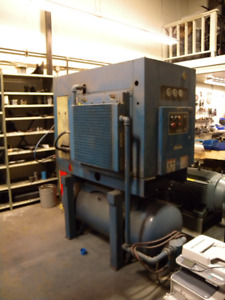 QUINCY QSB30T AIR COMPRESSOR