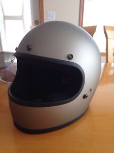 Biltwell gringo helmet and goggle size large