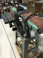 "Trademaster 6""Belt/9""Disc Sander"