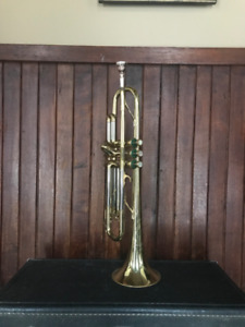 Trumpet & Case