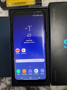Samsung S8+ 64GB FS/FT pro audio gear