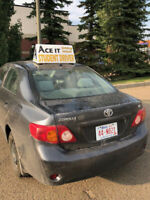 Class 5 Driving Lessons in Edmonton (English and Spanish Instruc