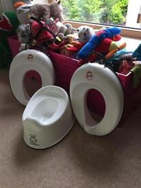 Baby Bjorn Potty,Toddler Seats and Stool