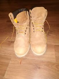 Timberland (tan) boots