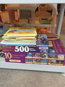 Assorted board games and puzzles! Peterborough Peterborough Area image 5
