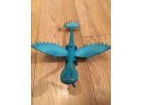 Scauldron action dragon figure from 'how to train your dragon' film great condition