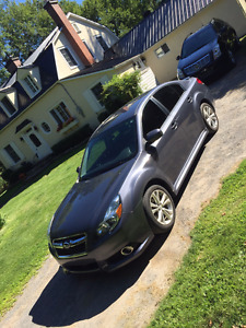 2014 Subaru Legacy 2.5i Premium + WEAR AND TEAR (3 months left)