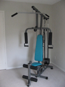 Home Gym - Weight Training Equipment