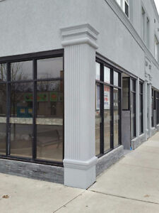 ***PRIME UPDATED RETAIL SPACE FOR LEASE- WALKERVILLE