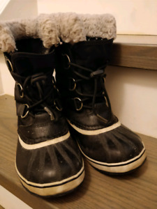 Sorel brand boots-Youth size 3.