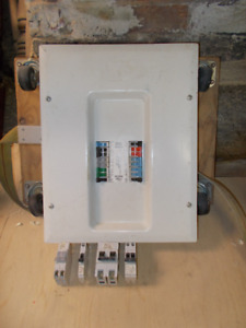 Electrical panel for sale