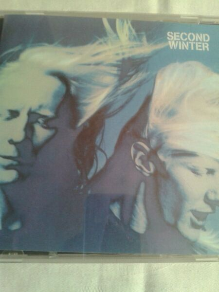JOHNNY WINTER - Second Winter,69 cd