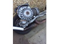 GENUINE VESPA T5 Classic complete engine! Getting harder to find!
