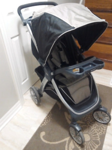 Mint condition stroller.... Only a few months old!