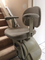 Gently Used Stairlift