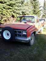 1981 Big Block GMC For Sale.