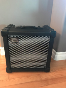 Guitar Amplifier- Roland CUBE-40XL;  43watts, Looper...