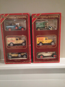 Matchbox collection. Models of the Year