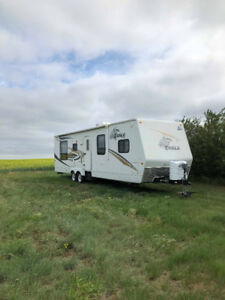 2009 Jayco Eagle 32 foot Trailer For Sale