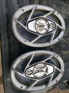 Vehicle Audio Equipment