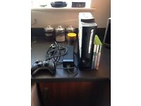 Xbox 360 120GB with games