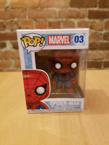 Funko pop Marvel spider-man classic #03