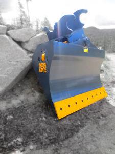 Skid Steer, Wheel Loader, Excavator Attachment Rentals & Sales Revelstoke British Columbia image 7