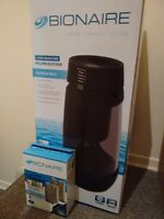 BNIB - Bionaire Cool Mist Humidifier w/ FREE Package of Filters