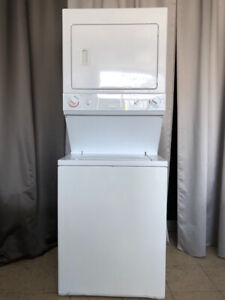 "1yr old 27"" Frigidaire gallery laundry centre +warranty for sale"