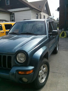 2002 Jeep Liberty Limited Other