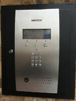 KANTECH / Aiphone APARTMENT DOOR ACCESS CONTROL SYSTEM