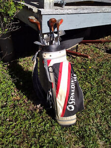 Spalding golf clubs (Price Reduced)