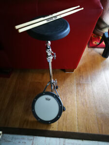 Drum practice for home.