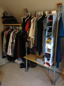 Closet organizer for sale