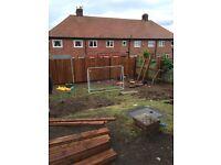 Joiner / labourer wanted fencer decking