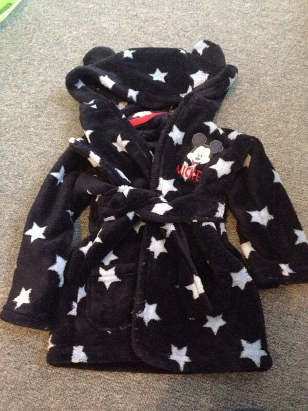 Baby boys 6-9 months dressing gown | in Bransholme, East Yorkshire ...