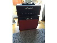 Marshall Roulette Class 5 stack amplifier