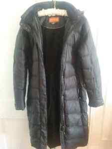 Manteau d'hiver / winter coat (goose down-duvet d'oie)