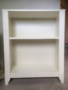 TWO IKEA BOOK SHELVES IN EXCELLENT CONDITION