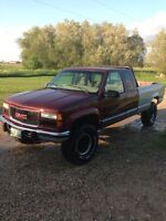 99 GMC trade for tractor