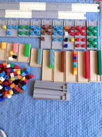 Educational UNIFIX Maths Set