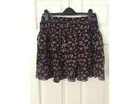 Floral Skirt - Size M