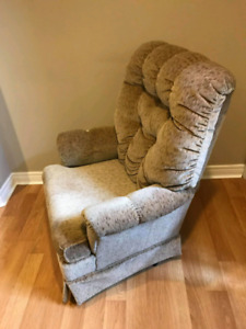 Swivel Rocking Chair