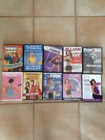 $5 Workout / Fitness / Exercise DVDs