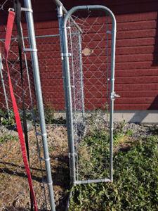 Large dog fence/dog run