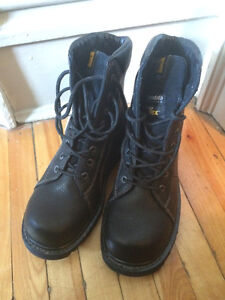 New CAT Safety Boots