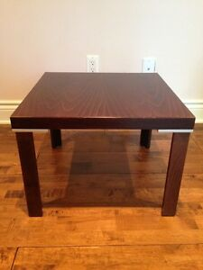 """TABLE  BASSE '' END TABLE"""""""" West Island Greater Montréal image 1"""