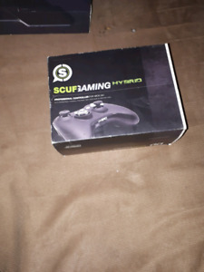 Suff gaming hybrid controller