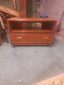 G plan mid century modern tv/ media unit