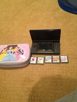 Girly Blue Nintendo DS lite package